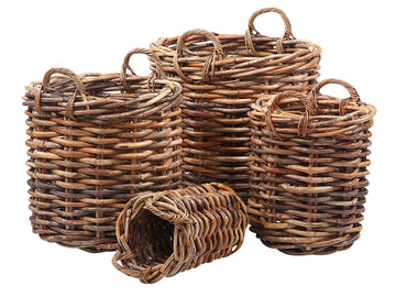 Saint Tropez Round Basket Set