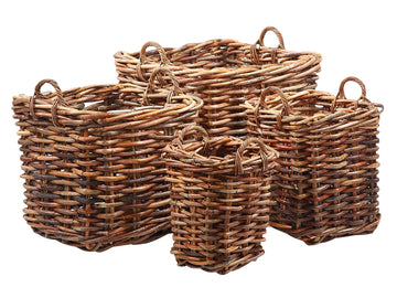 Saint Tropez Square Basket Set