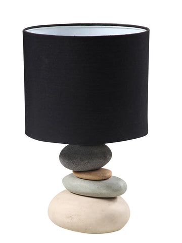 Stone Table Lamp - small