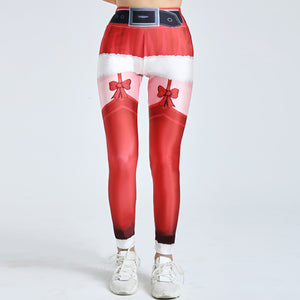 Christmas Yoga Leggings