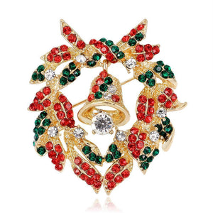 BEST GIFT!!! Christmas Brooch-Buy More Save More