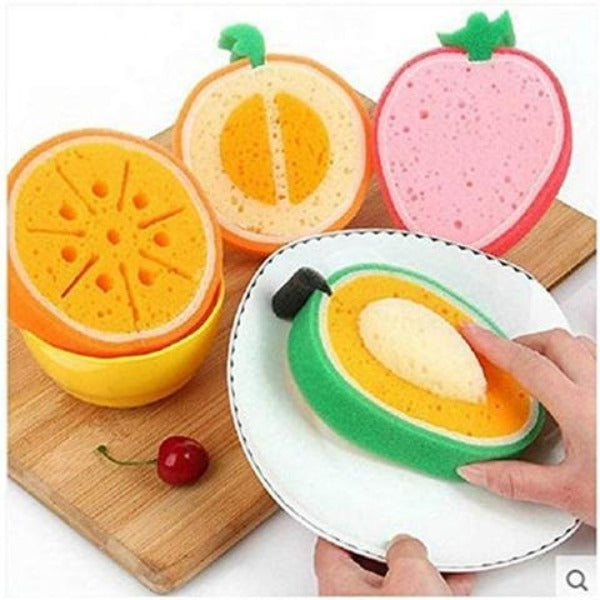 Fruit Thickened Sponge Brush