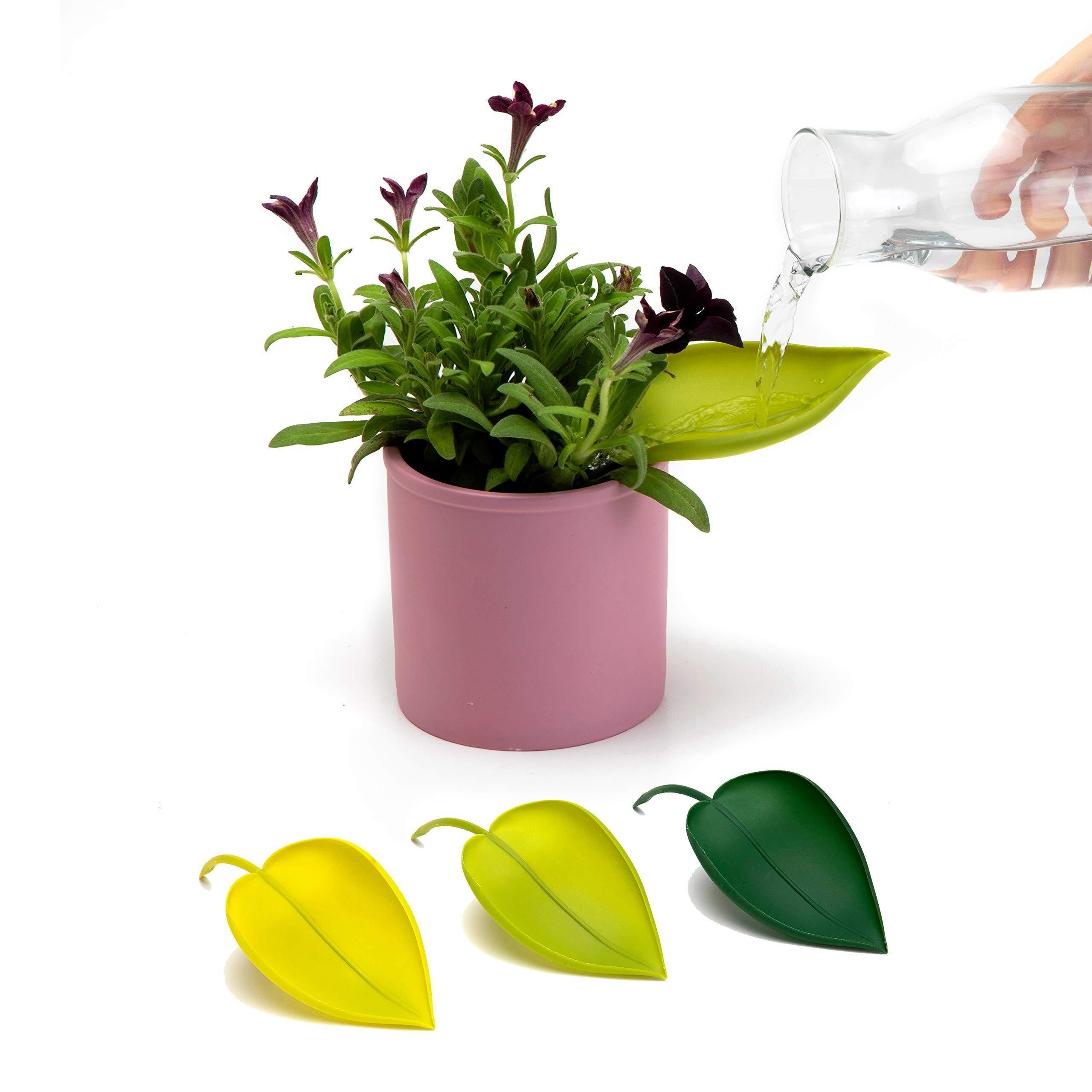 Leaf Shaped Watering Funnel