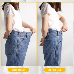Nail-free waist buckle (Pack of 3pcs)