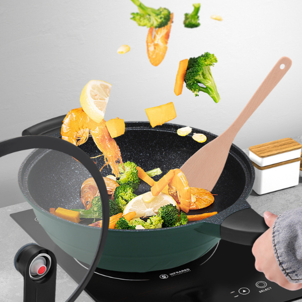 Multifunctional Non-Stick Cooking Pot