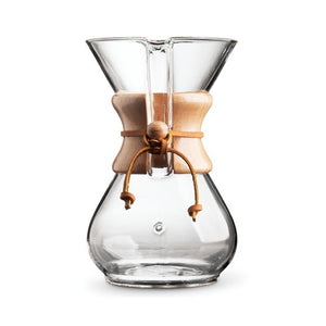 Chemex 6-Cup Classic Glass Coffee Maker