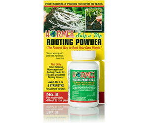 Hormex - Rooting Powder #1 - Carded Bottle - 0.75 oz