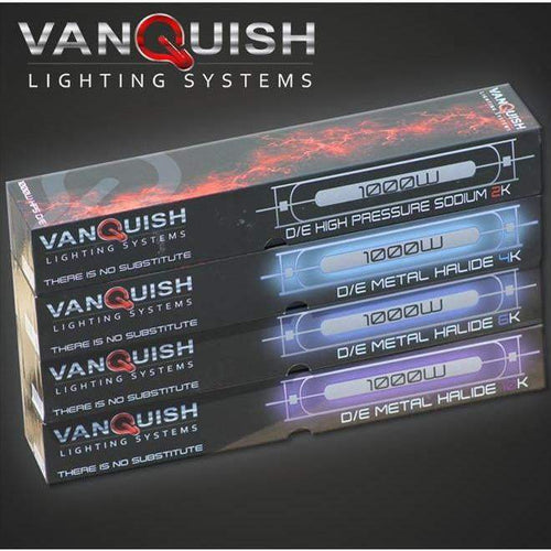 Vanquish 6K 1000W Double-Ended Bulb