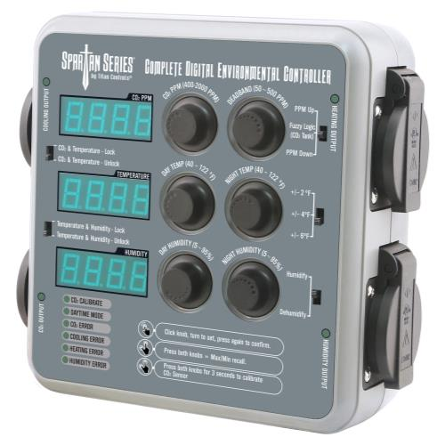 Titan Controls Spartan Series Complete Digital Environmental Controller