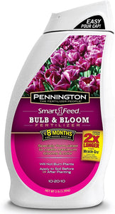 Pennington Smart1 Feed Bulb and Bloom Fertilizer 10-20-10, 3-Pound