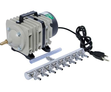 Active Aqua Commercial Air Pump - 8 Outlets