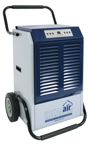 Ideal-Air - Pro Series - Dehumidifier 180 Pint