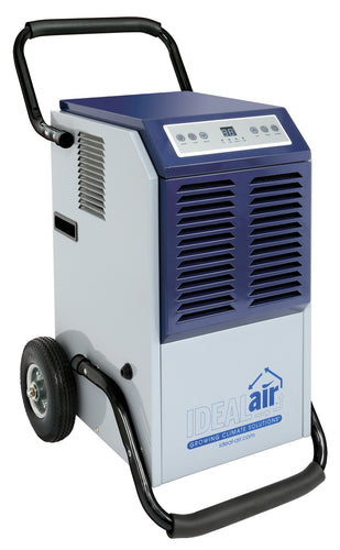 Ideal-Air - Pro Series - Dehumidifier 100 Pint