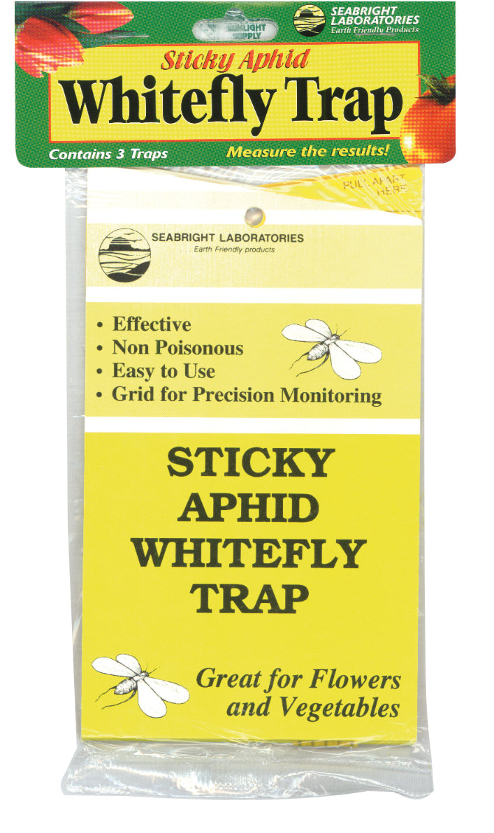 Seabright - Sticky Aphid Whitefly Traps