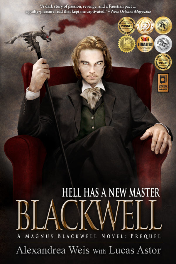 BLACKWELL by Alexandrea Weis & Lucas Astor