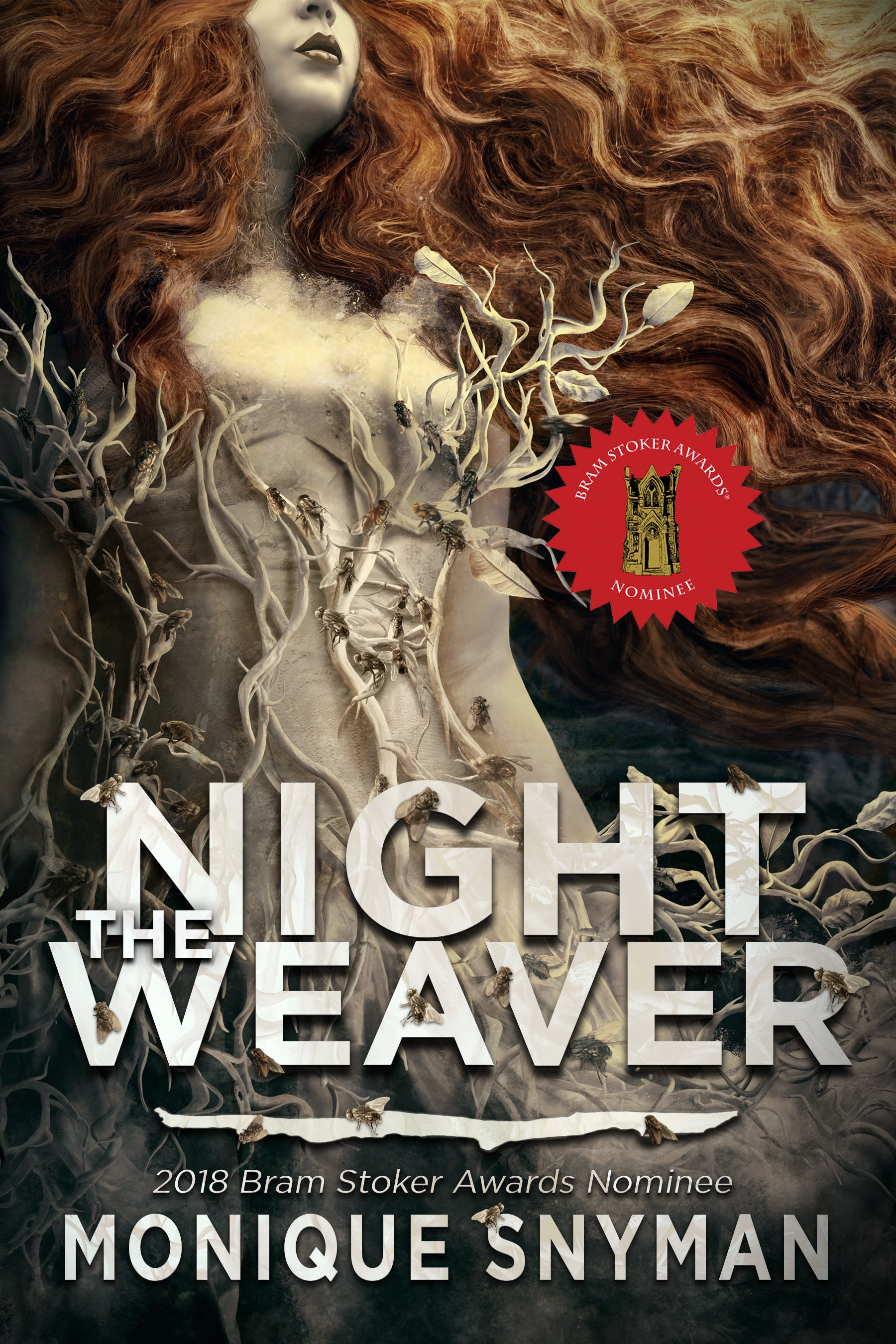THE NIGHT WEAVER by Monique Snyman