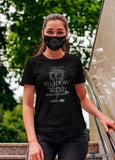 The Shadow Wand T-Shirt & Face Mask