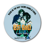 Last Girls by Demetra Brodsky - Book Only