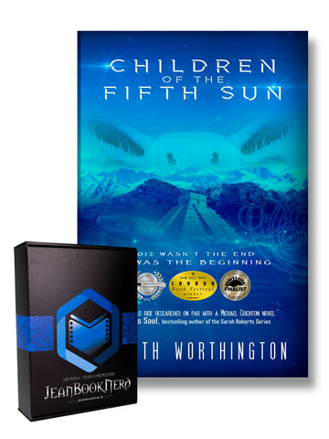 Children of the Fifth Sun by Gareth Worthington - Storytellers BOX (Sept 2019)