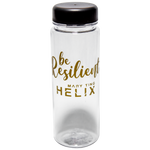 "Water Bottle - ""Be Resilient"""