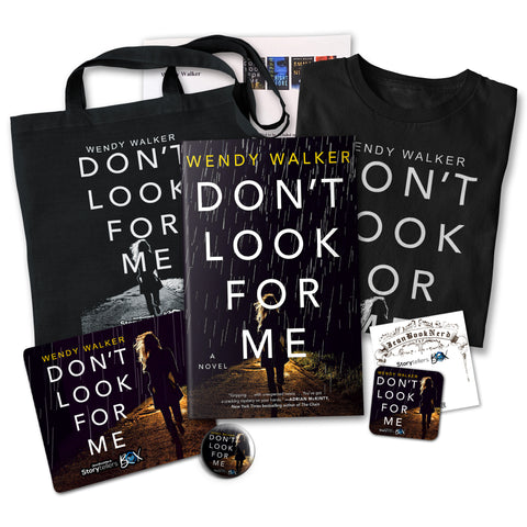 Don't Look For Me by Wendy Walker - Storytellers BOX