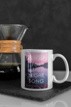 Waiting for the Night Song (by Julie Carrick Dalton) 11 oz Mug