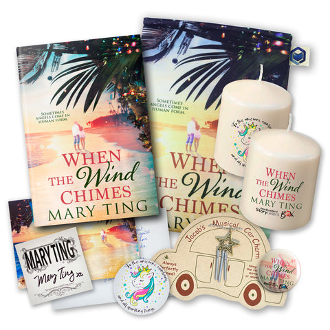 When the Wind Chimes by Mary Ting - Storytellers BOX (Pre-Order)