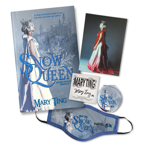 Snow Queen by Mary Ting - Book+ (bookplate, facemask, mirror, postcard)