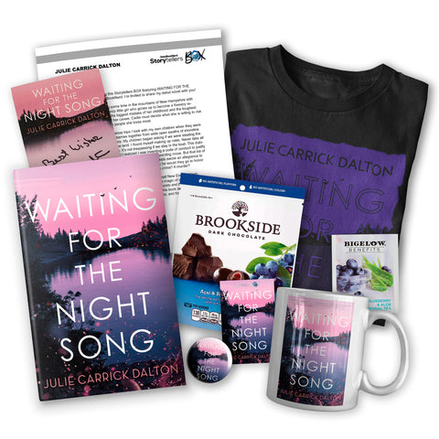 Waiting for the Night Song by Julie Carrick Dalton - Storytellers BOX