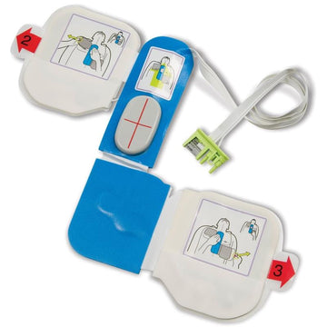 Zoll CPR-D Padz one piece defibrillation