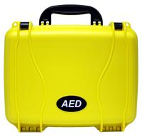 Hard Case for AED, Yellow