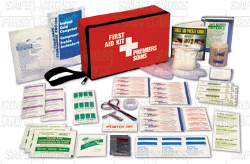 Large Rectangle 1st Aid Kit