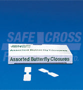 Butterfly Closures Assorted  20