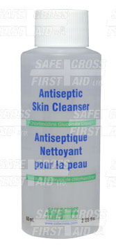 Safecross Antiseptic 60 ml (2 oz)