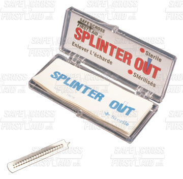 Splinter-Out, 10/Package