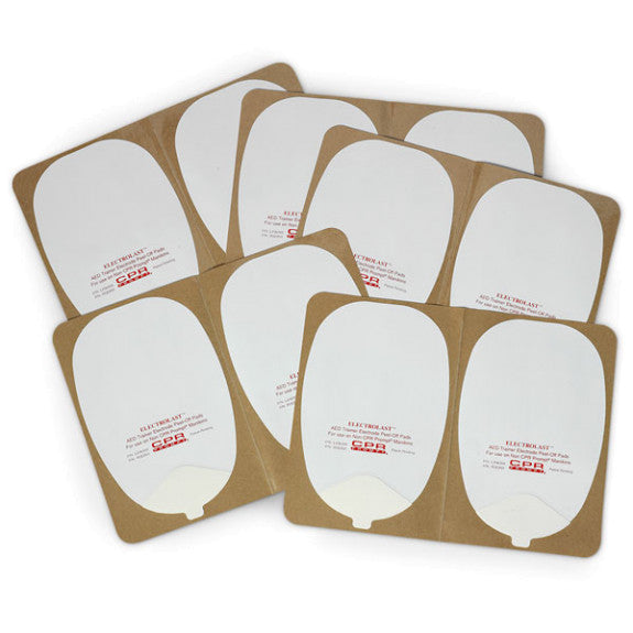 ElectroLast AED Pads for Heartstream 5