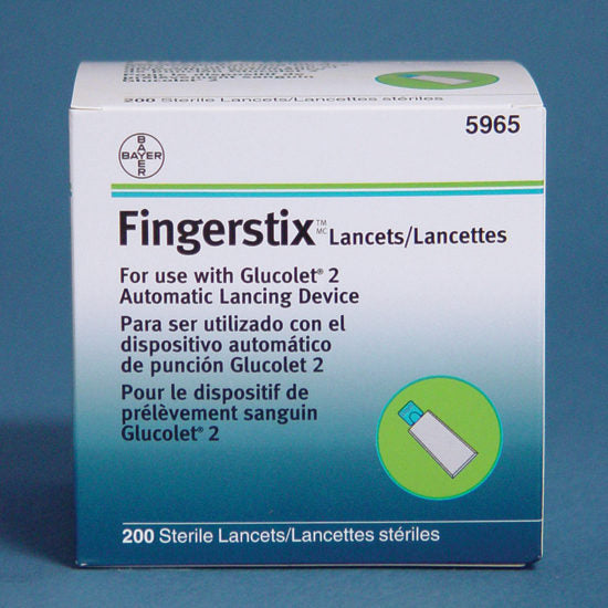 Fingerstix Blood Lancet 200/box