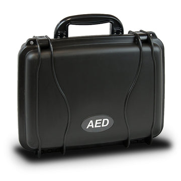 Hard Case for AED, Black
