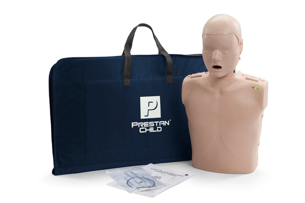 Prestan Child CPR-AED Manikin w/ CPR Monitor