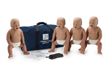 Prestan Infant Manikins w/CPR Monitor
