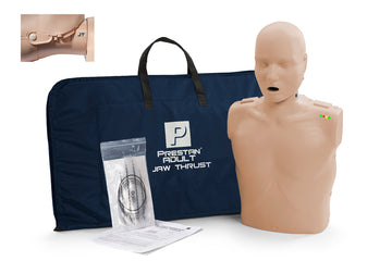 Prestan Professional Adult Jaw Thrust CPR-AED