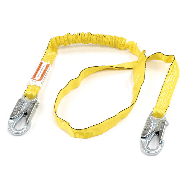 Yellow Manyark Shock Absorbing Lanyards