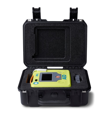 Zoll Small Rigid  Case Holds AED 3