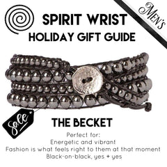 Becket Men's Holiday Gift Guide for Guys in their 40s, 50s, 60s, and 70s
