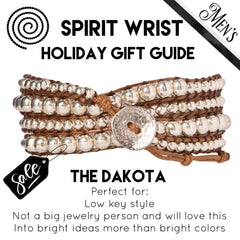 Dakota Men's Holiday Gift Guide for Guys in their 40s, 50s, 60s, and 70s