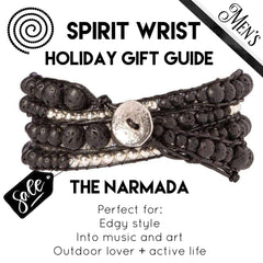 Narmada Men's Holiday Gift Guide for Guys in their 40s, 50s, 60s, and 70s