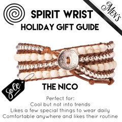 Nico Men's Holiday Gift Guide for Guys in their 40s, 50s, 60s, and 70s