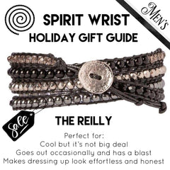 Reilly Men's Holiday Gift Guide for Guys in their 40s, 50s, 60s, and 70s