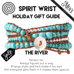 River Men's Holiday Gift Guide for Guys in their 40s, 50s, 60s, and 70s