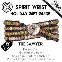 Sawyer Men's Holiday Gift Guide for Guys in their 40s, 50s, 60s, and 70s